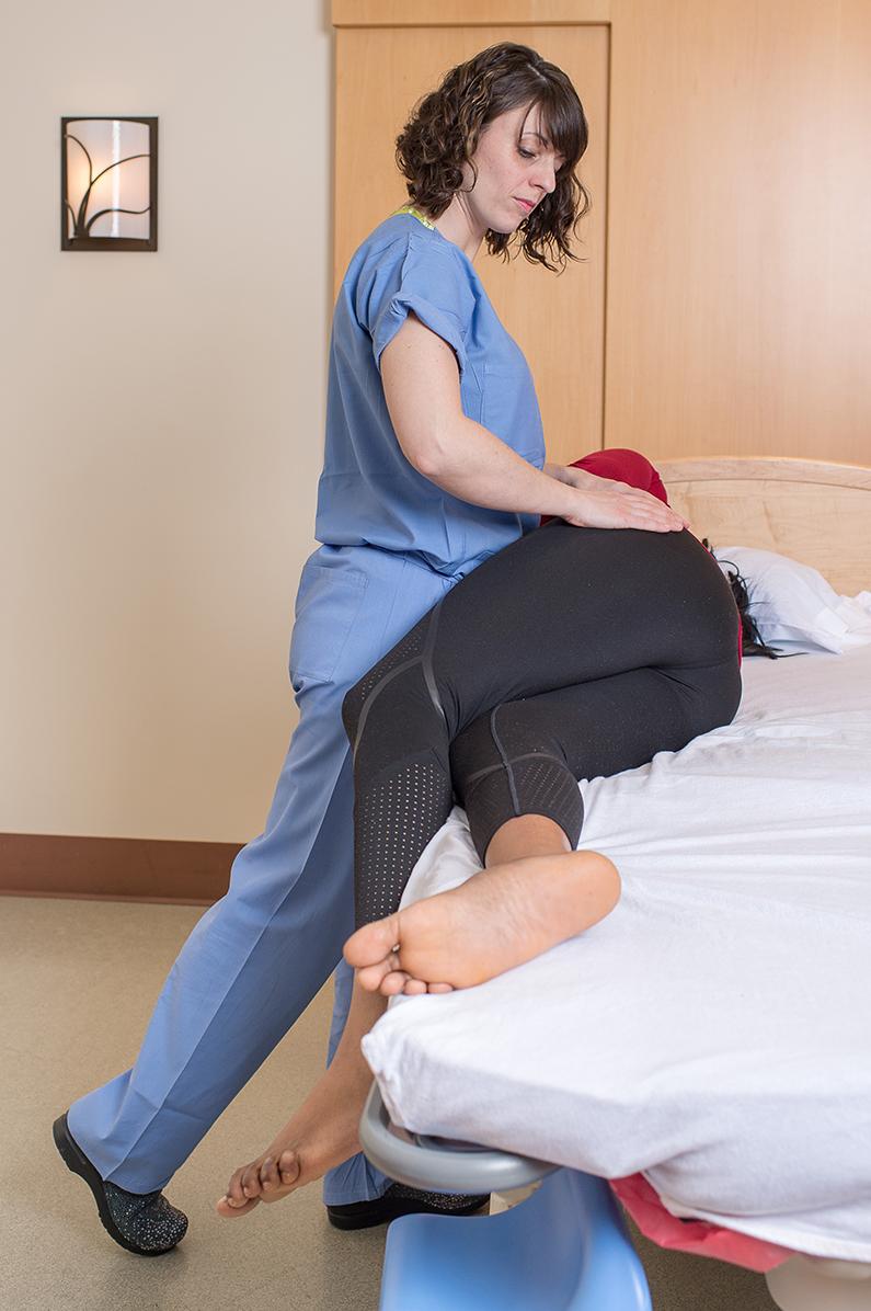 Bodywork with Side-lying Release